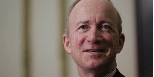 Former Republican Indiana Gov. Mitch Daniels, who is now the president of Purdue University, wrote in the Washington Post Tuesday morning that it would be
