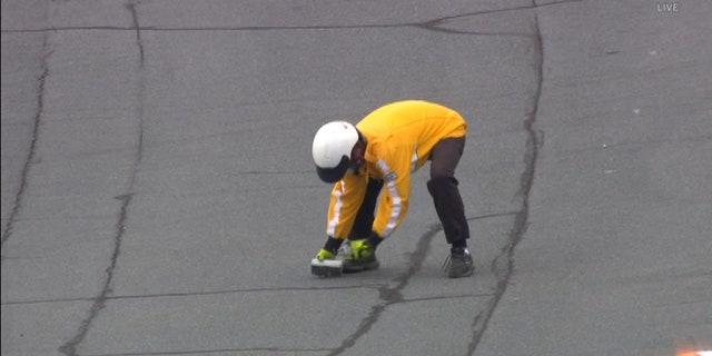 Brad Keselowski wins Coca-Cola 600 as late pit stop costs Chase Elliott