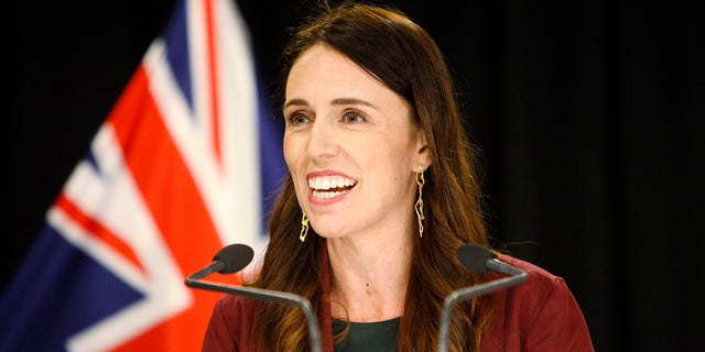 New Zealand Prime Minister Jacinda Ardern is attributing her country's success in combating the coronavirus pandemic to a strict early lockdown and people's ongoing vigilance. (AP)