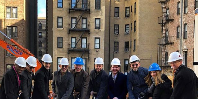 Real estate investor Todd Rosenberg (pictured here with Pebb Capital team) says the hospitality reboot depends on how quickly hotels can convince tourists to return.