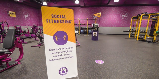At Planet Fitness, the gym chain is similarly promoting 鈥渟ocial fitnessing鈥� and asking members to be 鈥渃lean-siderate鈥� in adhering to new health and safety guidance in the fight against COVID-19.