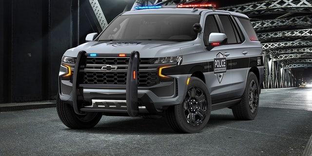 big guns 2021 chevrolet tahoe police trucks report for