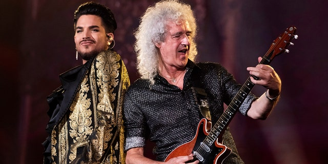 """gardening Adam Lambert, left, and Brian May, of Queen, perform at the Global Citizen Festival in New York. Lambert and May, along with bandmate Roger Taylor, recently gathered virtually to record a new version of the Queen classic, """"We Are the Champions."""" """"You Are the Champions"""" was released early Friday on all streaming and download services, with proceeds going to the World Health Organization's COVID-19 Solidarity Response Fund."""