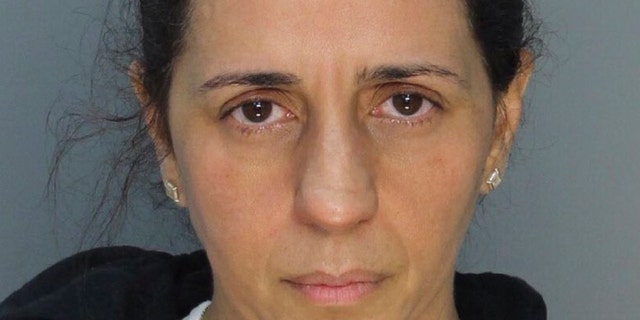 This photo provided by Miami-Dade Corrections and Rehabilitation shows Patricia Ripley. Officials say Ripley faked her son's abduction and instead led him to the canal where he drowned. (Miami-Dade Corrections and Rehabilitation via AP)