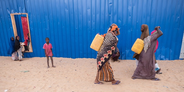 At least seven dead in vehicle bombing near Somalia stadium