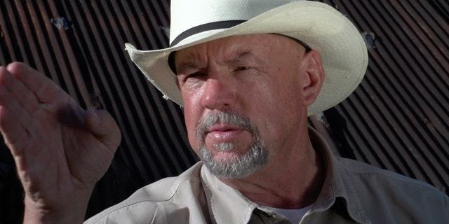 Will Harris, Owner of White Oak Pastures, Bluffton, Georgia
