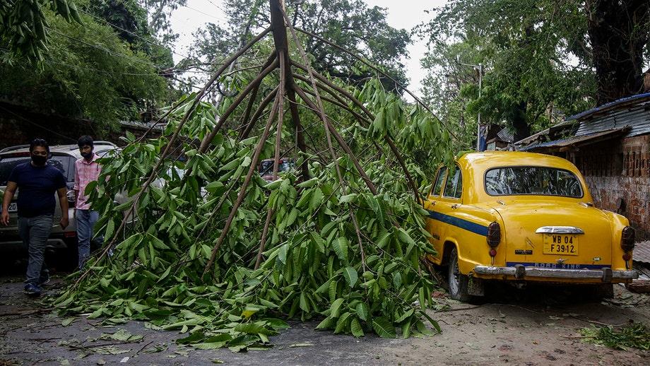 Cyclone Amphan rips through India and Bangladesh, killing dozens, leaving millions without power