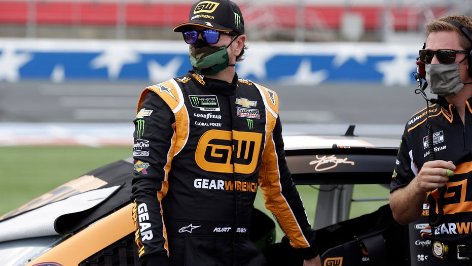 Nascar roars on with Coca-Cola 600 at Charlotte
