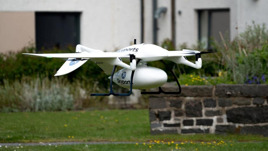 UPS, DroneUp team up to test drone delivery of medical supplies