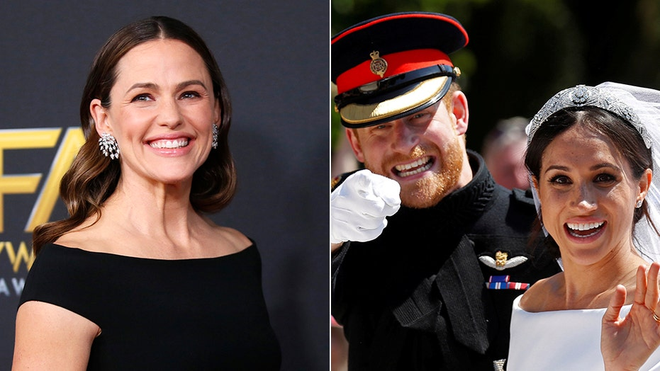 jennifer garner pens sweet note to meghan markle and prince harry thanks them for sharing archie fox news meghan markle and prince harry