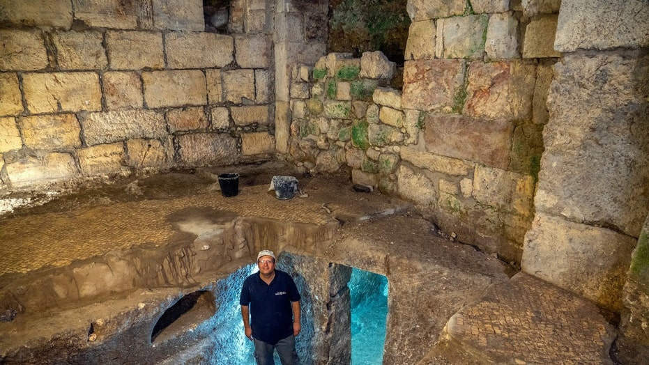 Rare ancient treasures bearing Biblical names discovered in Jerusalem's City of David