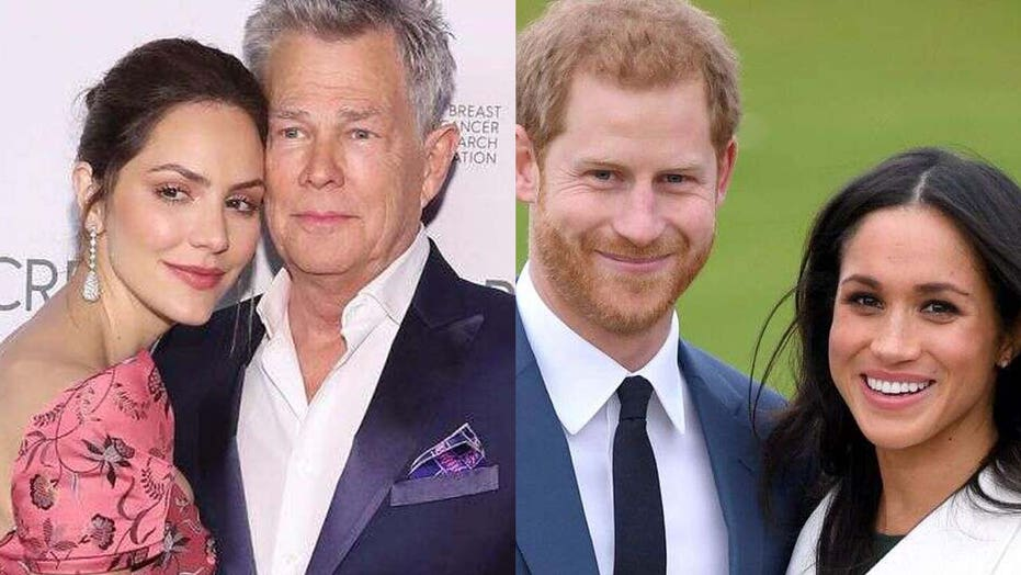 Katharine Mcphee Says Husband David Foster And Prince Harry Are Like Father And Son Fox News