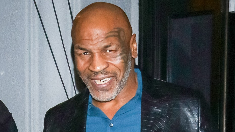 Mike Tyson, 54, says his 2020 vote will be the first of his life