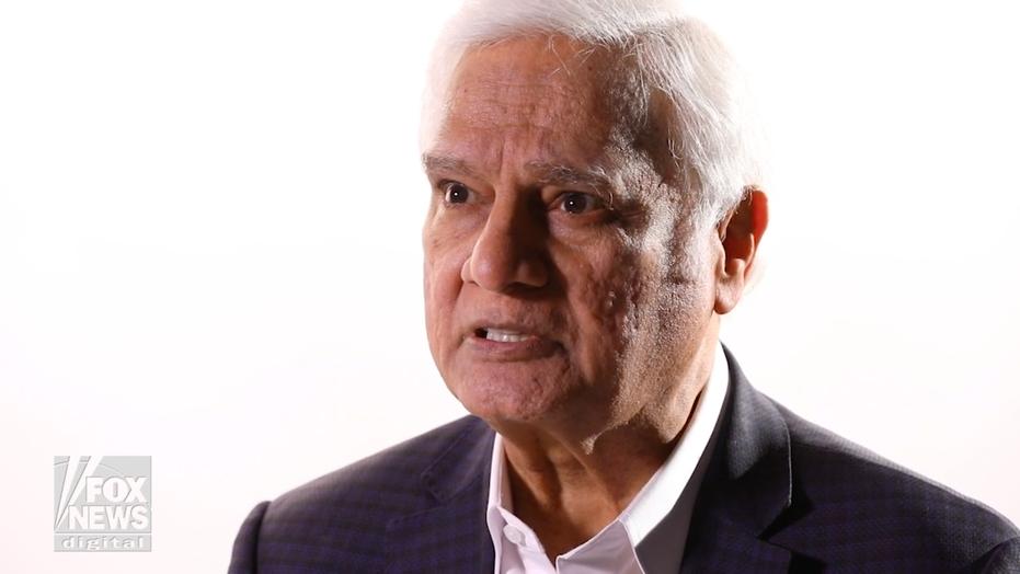 Ravi Zacharias, Christian scholar, answers 'toughest' question for faith today