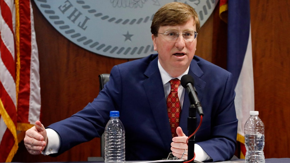 Missisippi's Tate Reeves becomes butt of the joke with high school ...