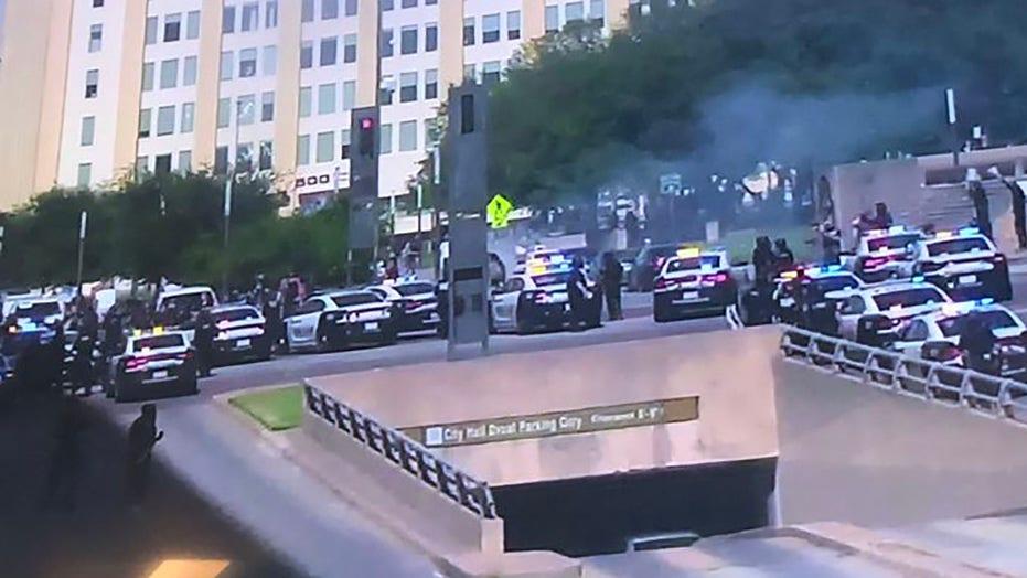 America Under Fire-George Floyd Riots Reach Dallas