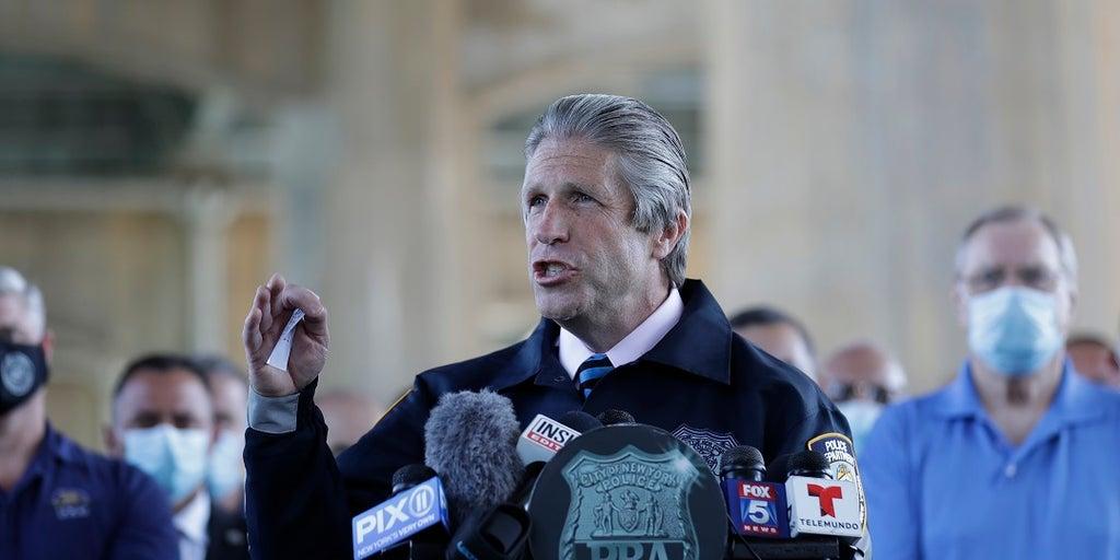 Nyc Police Union Boss Calls George Floyd S Death A Murder Fox News
