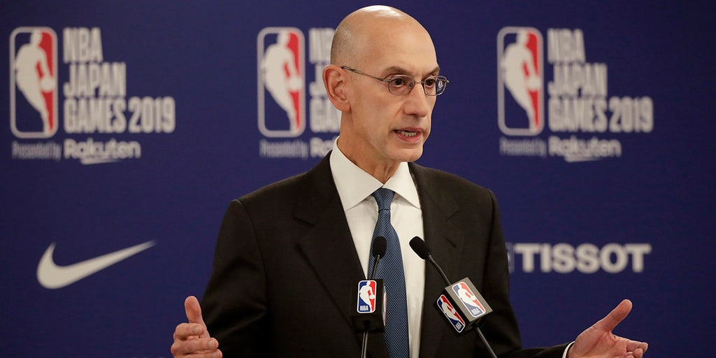 NBA to paint 'Black Lives Matter' on courts in Orlando arenas, report says