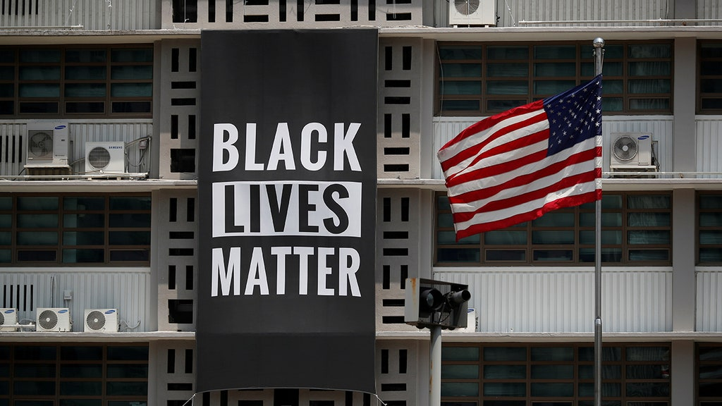 EXCLUSIVE: What the Navy says about discussing BLM, politics