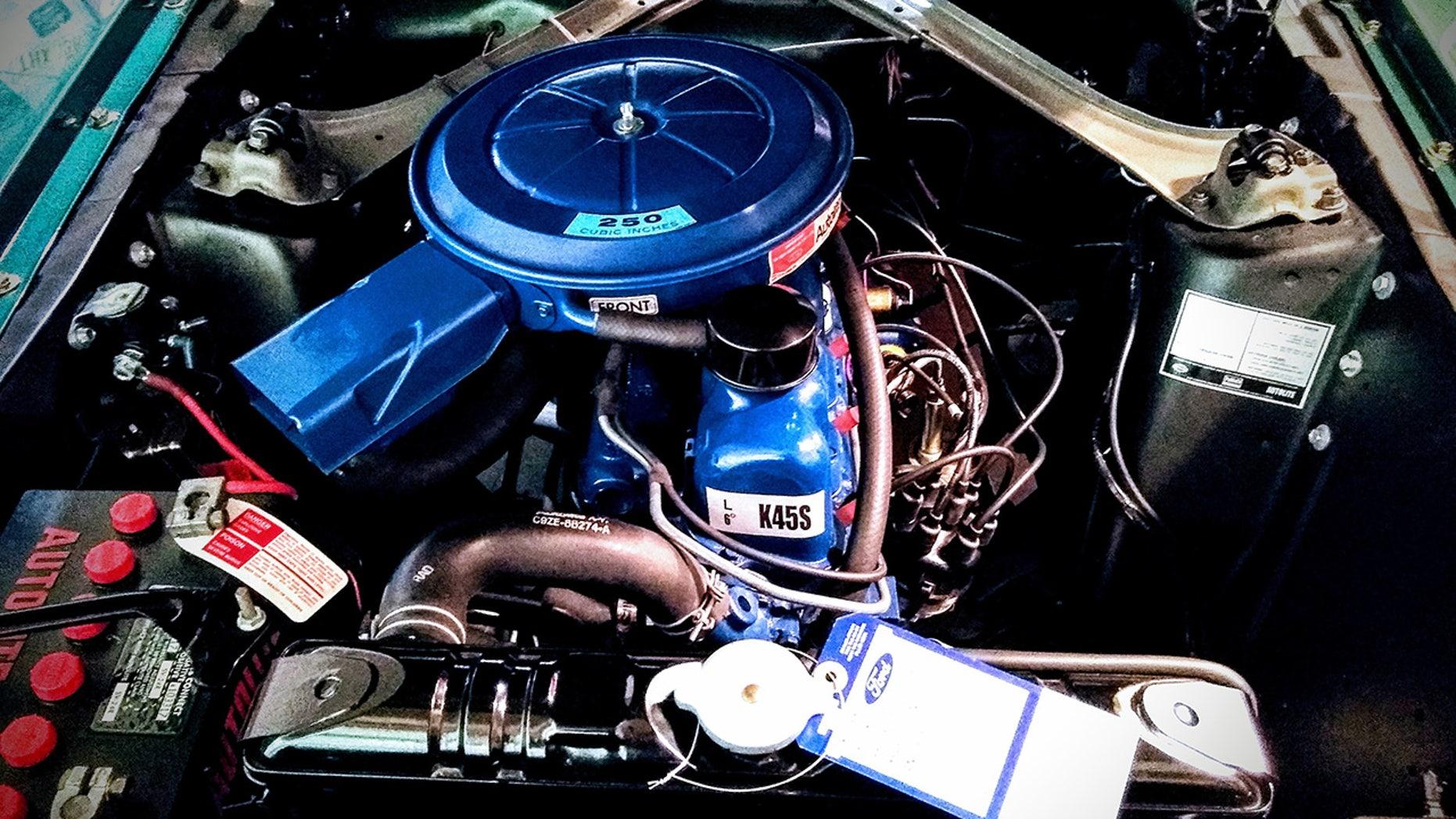 1969 Ford Msutang E