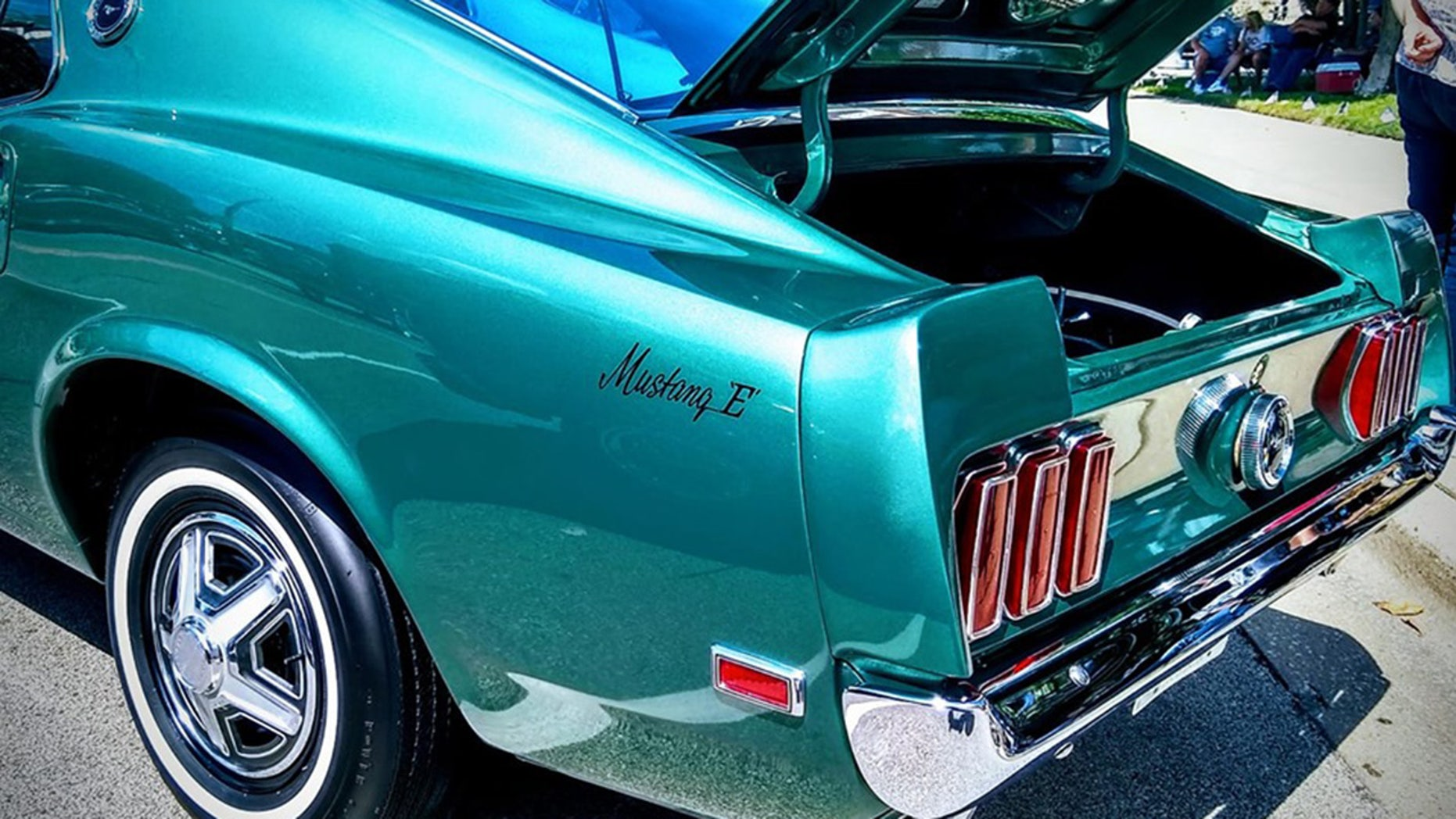 1969 Ford Mustang E