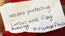 WWII flag swiped from Reno City Hall during George Floyd unrest is returned