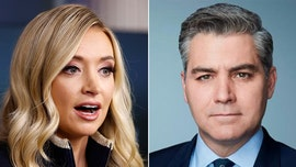 Jim Acosta clashes with McEnany, suggests MLK 'likely would not have approved' of clearing DC protesters