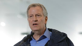 Mayor Bill de Blasio's daughter, Chiara, arrested at Manhattan protest