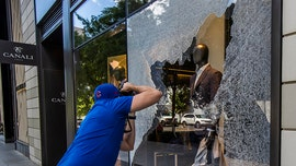 DC businesses take damage as unrest rages over weekend
