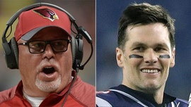 Buccaneers' Bruce Arians on Tom Brady's leadership: 'When he talks, they listen'