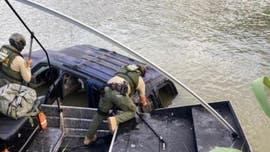 Border Patrol uncovers narcotics inside SUV driven into Rio Grande