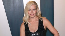Chelsea Handler poses nude, covers breasts with ping pong paddles: 'Do you guys like to have fun?'