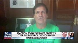Mark Cuban: Joe Biden showing 'empathy' toward protesters is a contrast with Trump