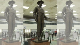 Dallas Love Field removes Texas Ranger statue, citing racism concerns amid George Floyd anger