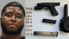 South Carolina man busted with gun, 70 rounds of ammo during anti-police brutality protest