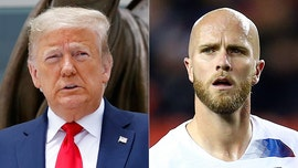 US soccer star Michael Bradley slams Trump in wake of protests: 'There isn't a moral bone in his body'