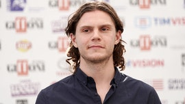 Evan Peters apologizes after retweeting video slamming 'piece of s--- looters' chased by police