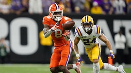 Clemson's Justyn Ross to miss upcoming season after shoulder injury reveals spinal condition, coach says