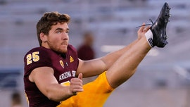 Arizona State punter eligible to play college football again after going undrafted in NFL