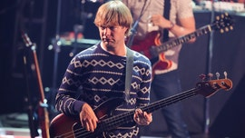 Maroon 5 bassist Mickey Madden taking 'leave of absence' after arrest for alleged domestic violence incident