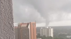 Tropical Storm Cristobal spawns damaging tornado in Orlando; Louisiana brothers, 8 and 10, killed in rip current