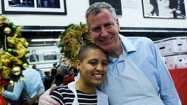 NYC Mayor Bill de Blasio stands by daughter after protest arrest, disputes media reports
