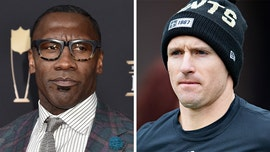 Shannon Sharpe says Drew Brees should retire: 'I will never respect the man'