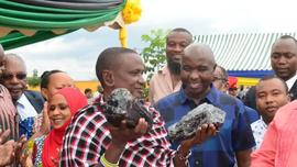 Tanzanian miner finds third rare tanzanite gem worth millions after record haul