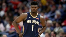Pelicans' Zion Williamson masked has NBA world in frenzy