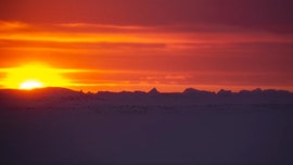 Antarctica research station sees sun set for last time in 5 weeks, enters 'twilight zone'