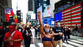 NYC braces: City takes steps to stop further George Floyd riots as crowds take to the streets
