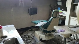 Dental clinic owner says Minneapolis police couldn't respond while vandals destroyed his business