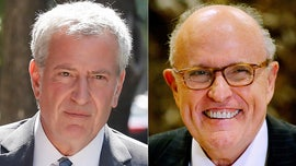 Rudy Giuliani blasts de Blasio's handling of New York City's rise in violent crime