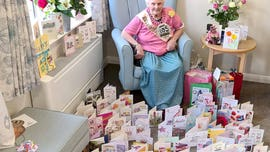 Woman turning 105 receives nearly 200 birthday cards from strangers